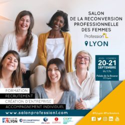 Profession'L : salon de la reconversion professionnelle des femmes