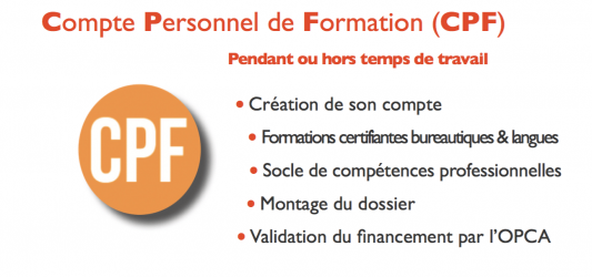 CPF (Compte Personnel de Formation), ce que vous devez absolument savoir !